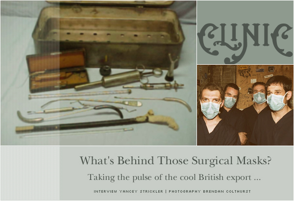 Clinic: What's Behind Those Surgical Masks?